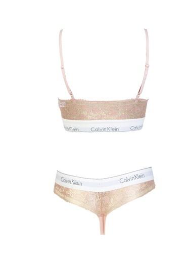 Calvin Klein Pijama Takım Pembe
